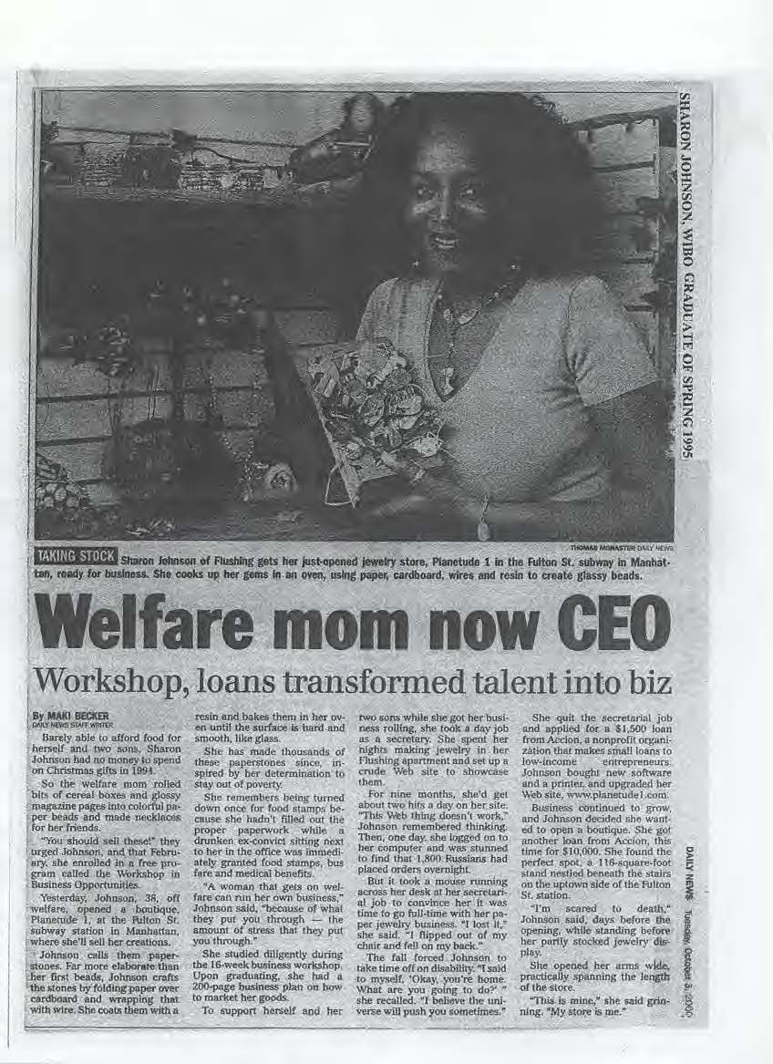 Welfare-mom-now-ceo